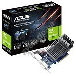 фото Видеокарта ASUS nVidia GeForce GT710 PCI-E 2GB DDR3 (710-2-SL)