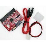 Конвертор Dynamode IDE-SATA-SI внутренний универсальный, IDE <--> SATA