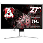 "фото AOC 27"" ag271Qx WQHD Gaming FreeSync DP USB Pivot MM"