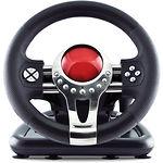 Руль SVEN TURBO c педалями, Dual vibration, 12 дополнительных кнопок