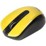 Мышка Maxxter Mr-325-Y беспроводная, USB, желтая
