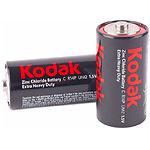Батарейка KODAK (Тип C) (30410381) Extra Heavy Duty R14 (2шт/blister)