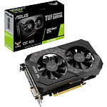 фото ASUS nVidia GeForce GTX1660 SUPER 6GB (TUF-GTX1660S-O6G-GAMING)