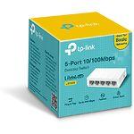 TP-Link LS1005 Комутатор Switch 5 port 10/100Mbit