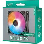 Вентилятор 120мм Deepcool RF120FS RGB LED