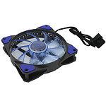 Вентилятор 120мм GAMEMAX GMX-GF12B Blue LED