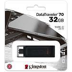 USB Flash 32GB KINGSTON DataTraveler 70 USB3.2 Type-C DT70/32GB