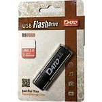 USB Flash 64Gb DATO DS7006 Black USB 2.0 DS7006B-64G