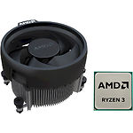 Процессор AMD Ryzen 3 PRO 4350G 4C/8T (4.1GHz) Socket-AM4 Box(100-100000148MPK) with Wraith Stealth cooler - фото