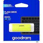USB Flash 16Gb GOODRAM UME2 Yellow UME2-0160Y0R11