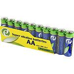 Батарейка EnerGenie EG-BA-AASA-01 Alkaline LR6/AA (10шт/shrink)