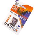 microSD HC 32Gb Mibrand UHS-I class 10 (с переходником, MICDHU1/32GB-A)