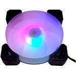 Вентилятор 120мм Cooling Baby 12025RGB12 120x120x25 HB,25дБ,12V,1200об/мин,3-p+4-p Molex,frameless