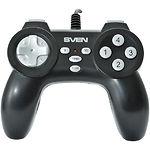Game pad SVEN Scout, USB, 8 позиционный, 12 кнопок, резиновые вставки, функция Turbo