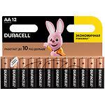 Батарейка DURACELL LR06 MN1500 AA (блистер 12шт)