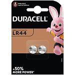 Батарейка DURACELL LR44 / А76 / V13GA (блистер 2шт)
