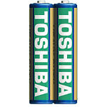 Батарейка TOSHIBA R03KG(B)-SP-2TGC AAA HEAVY DUTY (00152594) 2 шт/уп