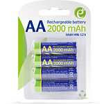 Аккумулятор EnerGenie EG-BA-AA20R4-01 AA 2000 mAh 1.2V (4шт/blister)