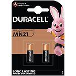 Батарейка DURACELL MN21 BLN 01x10 (5007812) блистер 2шт
