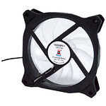 Вентилятор 120мм Cooling Baby 12025HBRB-1 RAINBOW 120x120x25 HB,25дБ,12V,1200об/мн,3-pin+4-pin Molex
