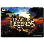 mouse pad (коврик) Podmyshku GAME League of Legends-М Коврик игровой размер (220х320 мм)