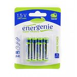 Батарейка EnerGenie EG-LR03-4BL/4 Super Alkaline AAA (4шт/blister)