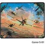 mouse pad (игровая поверхность) GREENWAVE Game S01 (320*270*3мм коврик ткань+резина)