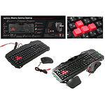 Клавиатура+мышь A4tech B2100 Bloody USB Профессиональный игровой компллект
