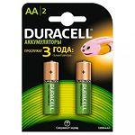 Аккумулятор DURACELL AA/HR6 NiMh 1300 mAh (5005007) (2шт/blister)