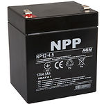 Аккумулятор к UPS 12В 4.5Ач NPP NP12-4.5