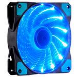 Вентилятор 120мм Cooling Baby 12025BBL Blue (120x120x25мм BB, 22дБ, 12V, 1000 об/мин, 3-pin+4-pin)