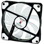 Вентилятор 120мм Cooling Baby 12025HBML 120x120x25 HB,25дБ,12V,1200об/мин,3-pin+4-pin