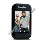 "фото MP3 player + FM-tuner + USB Flash 4Gb (CANYON-MPV4СH, 2,4"" TFT Display, Black)"