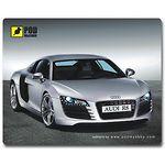 mouse pad (коврик) Podmyshku Audi R8 размер (190х240 мм)
