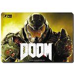 mouse pad (коврик) Podmyshku GAME Doom-М Коврик игровой Doom размер (220х320 мм)