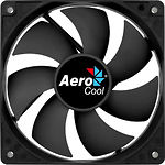 Вентилятор Aerocool Force 12 PWM Black 4-Pin 120mm - фото
