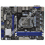 фото AsRock H61M-HVS, Intel H61, S-1155, 2*DDR3, Video Intel, PCIex16x, Audio 8ch, Lan