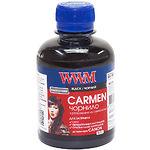чернила WWM CARMEN для Canon, 200г, Black,Водорастворимые (CU/B) с расширенной совместимостью