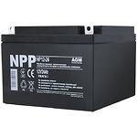 Аккумулятор к UPS 12В 24Ач NPP NP12-24