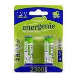 Аккумулятор EnerGenie EG-HR6-2BL/2 2300mAh 1.2V (комплект 2шт)