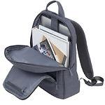 Рюкзак для Notebook RivaCase 7560 (Grey) с диагональю дисплея 15.6