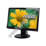 "фото ASUS 19"" TFT VH192D (black) 5ms, 1366x768, Wide, 170/160, 250кд.м, 10000:1"