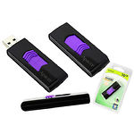 USB Flash 16Gb (Apacer AH332 Purple AP16GAH332B-1)