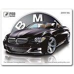 mouse pad (коврик) Podmyshku BMW M6 размер (190х240 мм)