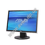 "ASUS 19"" TFT VW193D (black) 5ms, 1440 x 900, Wide, 160/160, 300 кд.м, 850:1 - фото"