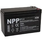 Аккумулятор к UPS 12В 9Ач NPP NP12-9