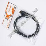 фото Кабель Maxxter V-HDMI4-1M HDMI to HDMI gold  1m v1.4