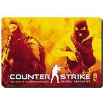 mouse pad (коврик) Podmyshku GAME Counter strike-М игровой Counter strike размер (220х320 мм)