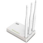 NETIS WF2409E Роутер 4 port 10/100Mb, Wi-Fi 802.11 b/g/n, 300Mb, IP-TV