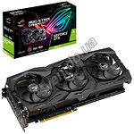 фото ASUS nVidia GeForce GTX1660Ti 6GB (ROG-STRIX-GTX1660TI-A6G-GAMING)